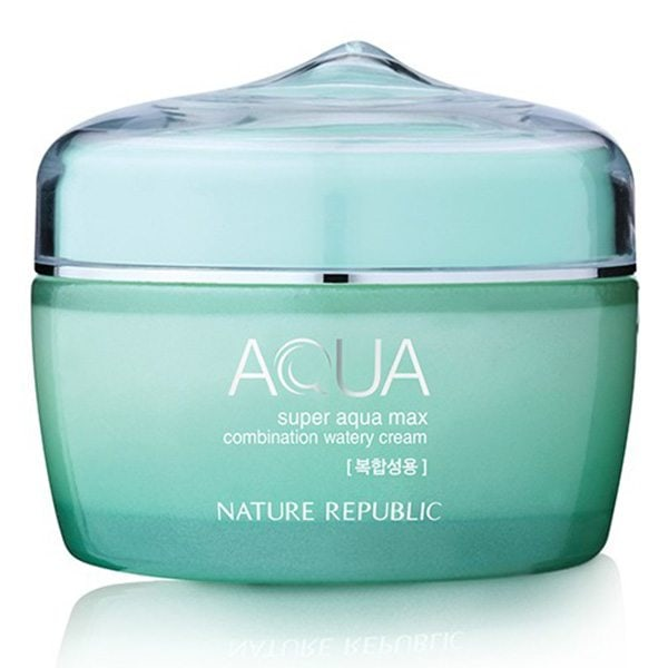 Kem Dưỡng Da Super Aqua Max Combination Watery Cream 1