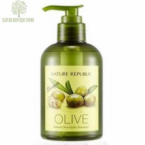 Dầu Gội Natural Olive Hydro Shampoo Nature Republic