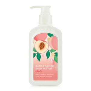 Sữa Dưỡng Thể Nature Republic Bath & Nature Peach Body Lotion 1