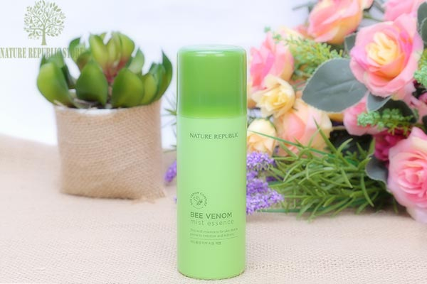 Xịt Khoáng Nature Republic Bee Venom Mist Essence | Nature Republic Store