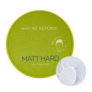 HERB STYLING WAX MATT HARD1