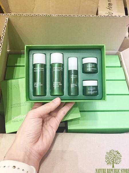 Nature Republic Store Cung Cấp Mỹ Phẩm Hàn Quốc Chính Hãng Tại Điện Biên