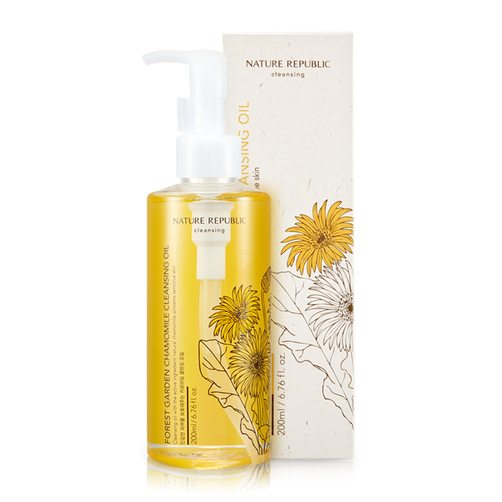 Dầu Tẩy Trang Nature Republic Forest Garden Olive Cleansing Oil