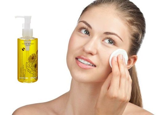 Dầu Tẩy Trang Chiết Xuất Cúc La Mã Forest Garden Chamomile Cleansing Oil 1