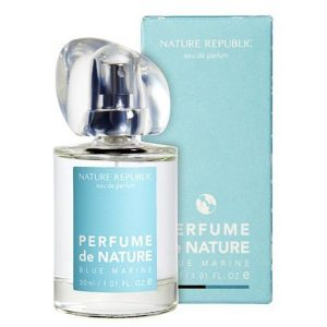 Nước hoa Nature Republic Perfume de Nature Blue Marine 1