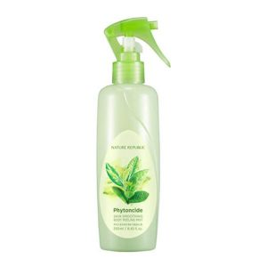 Tẩy Da Chết Toàn Thân Nature Republic Skin Smoothing Body Peeling Mist-Phytoncide 1