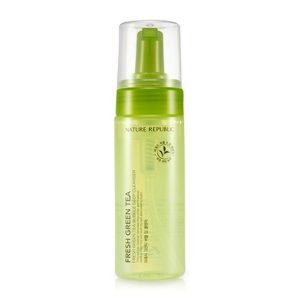 'FRESH GREEN TEA BUBBLE DEEP CLEANSER3