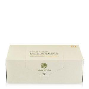NATURES DECO NATURAL MILD COTTON WIPE 1