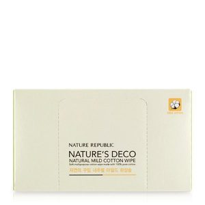 Natural Mild Cotton Wipe
