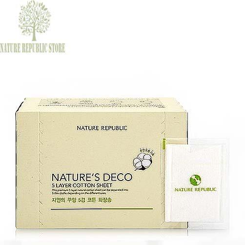 Bông Tẩy Trang Nature Republic Store