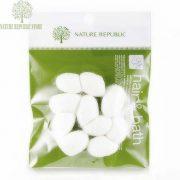 Kén Tằm Rửa Mặt Nature Republic Nature's Deco Cocoon Silk Ball
