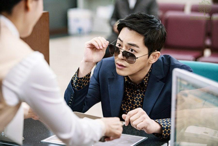 Jo Jung-Suk trong Anh Tôi Vô Số Tội