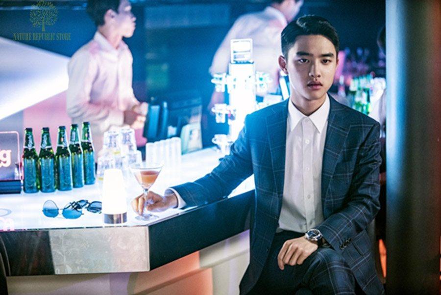Doo-young(D.O) vĩnh viễn mất đi thị giác của mình