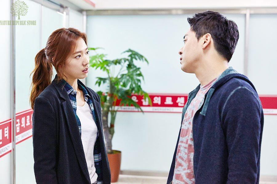 Jo Jung-suk và Park Shin-hye trong Anh Tôi Vô Số Tội