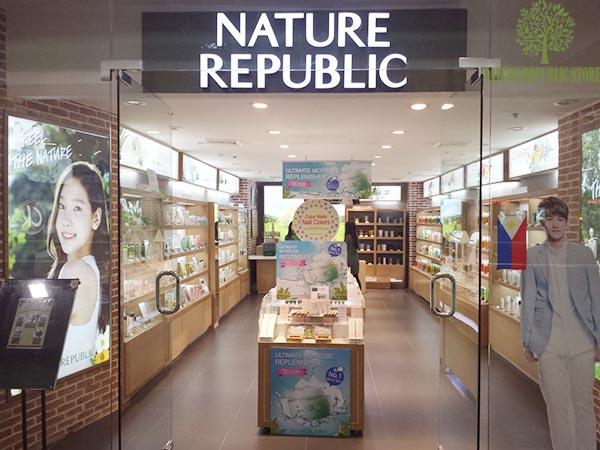 Nature Republic Dòng Mỹ Phẩm Hàn Quốc Chính Hãng nên dùng
