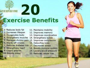 tập thể dục mỗi ngày chống lão hóa da