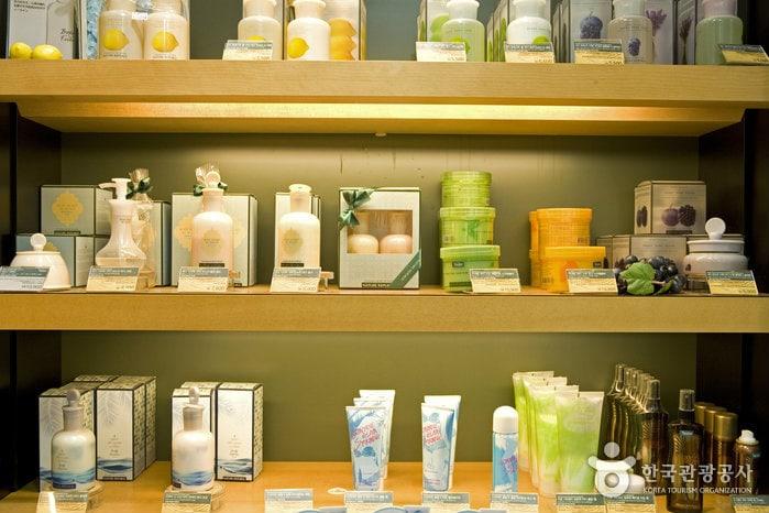 Nguồn mỹ phẩm Hàn Quốc