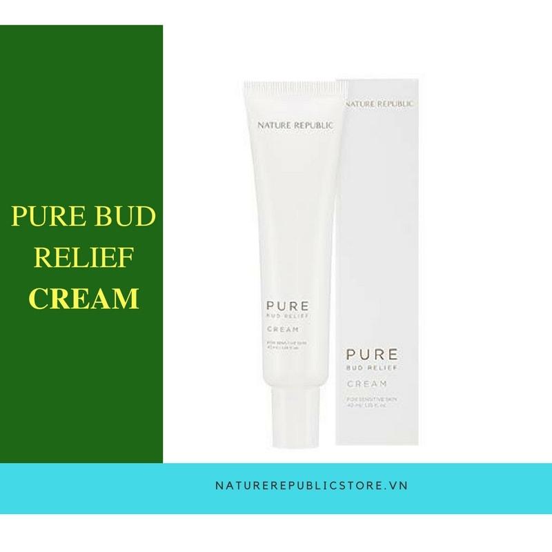 Pure Bud Relief Cream