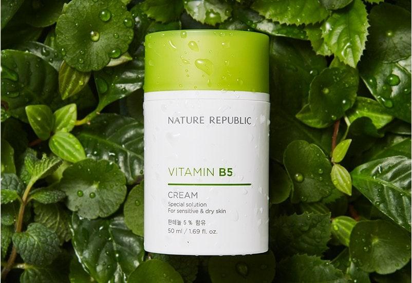 "Kem Dưỡng Da Mặt Cao Cấp Vitamin B5 ""Best-Seller"" 2019"
